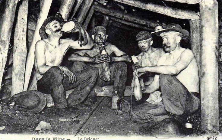 Mineurs de fond dans le Pas-de-Calais