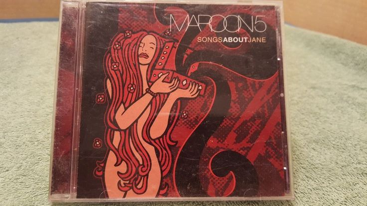MAROON 5 - SONGS ABOUT JANE-CD