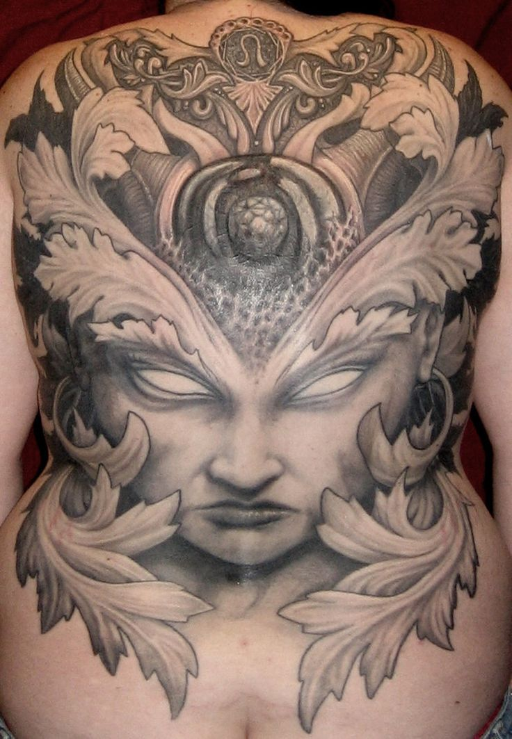 Tatto Crazy Art Ideas: 84 Best Tattoos By Paul Booth Images On Pinterest