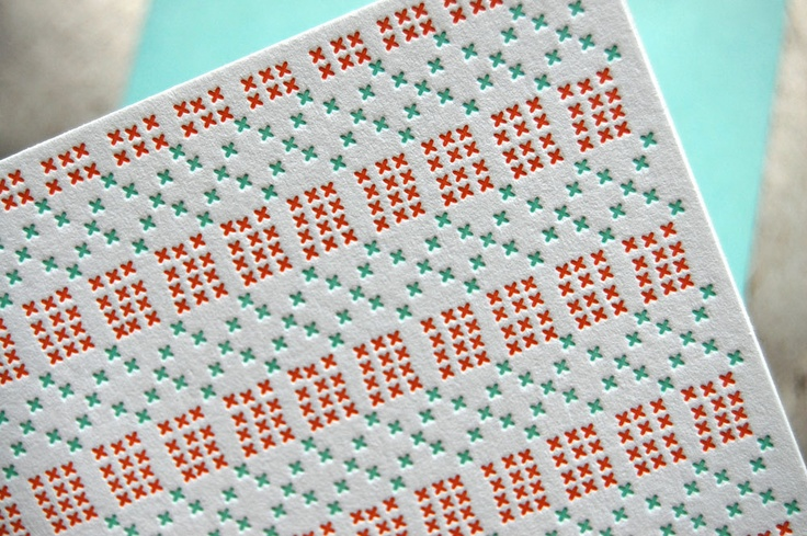 il_fullxfull.250662168.jpg (1000×665): Cross Stitch Cards, Blocks Letterpresses, Cards Sets, Crosses Stitches Cards,  Dishcloth, Paper Paper, Letterpresses Crosses, Cross Stitches, Dishrag
