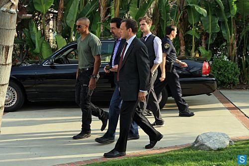 Criminal Minds | Season 6 | Promotional Episode Photos | Episode 6.21 - The Stranger