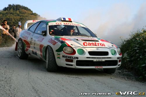 Toyota Celica GT4 WRC