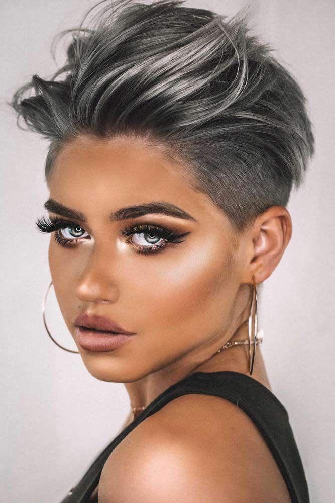 30 Best Short Haircuts For Women Short Hair Undercut Short Hair Trends Short Hairstyles For Thick Hair