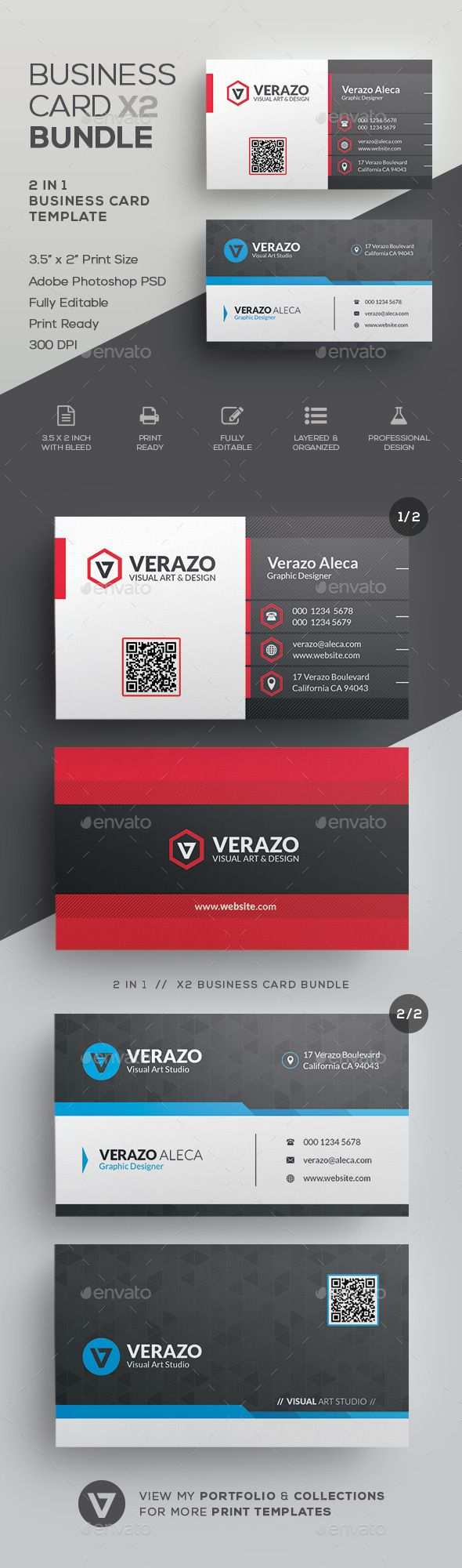 The 25 best buy business cards ideas on pinterest corporate business card bundle 43 magicingreecefo Image collections