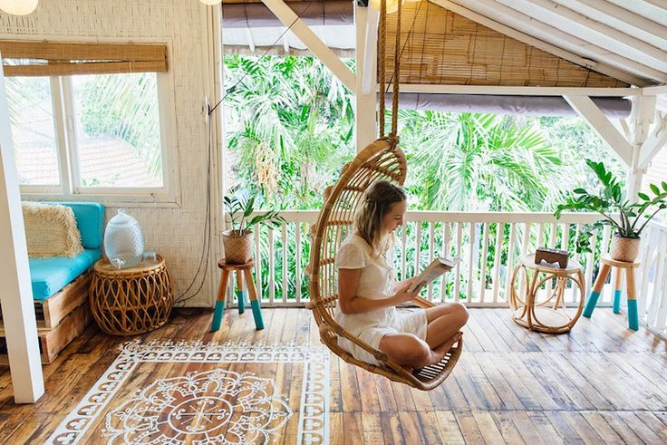 ★★★ The Chillhouse Bali: ✔ Surfen ✔ Pool ✔ Yoga und Restaurant ✔ Ki …   – Destinations for Traveling with Kids