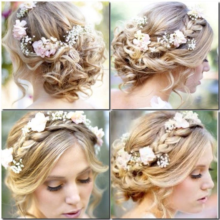 Dream hair from all angles! - #angles #Dream #Hair #half open - wedding - #all