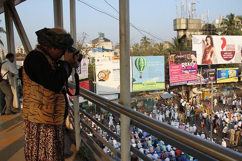 The Beggar Poet Shoots The Eid Namaz