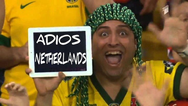 Holandia nie jedzie na Euro2016 - internauci komentują
