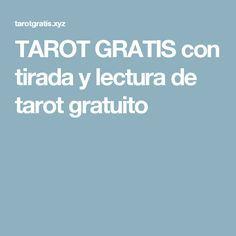 http://tarotgratis.xyz/ - Tiradas de Cartas Gratis con el Tarot Gratis español, gitano, egipcio.  La tirada de Tarot Gratis puede ayudarte a comprender situaciones actuales y futuras de tu vida; son miles de consultas diarias. También puedes consultar el Tarot Egipcio, Tarot Gitano, Tarot del Amor, I-Ching y muchos más oráculos, realiza tu tirada y lectura de tarot gratuito sin costo alguno.   #Tarotgratis, #tiradadetarot, #lecturadeltarot, #tiradadetarotgratis, #lecturadeltarotgratis