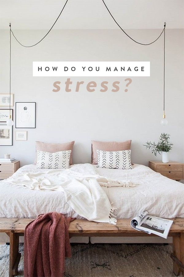Question: How do you manage stress? http://emberandmarch.com/question-how-do-you-manage-stress/