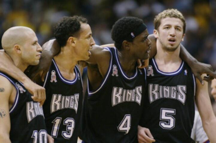 2002  Sacramento Kings