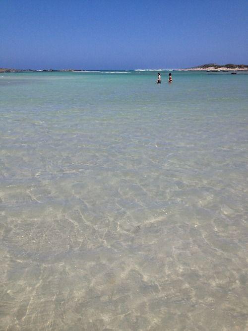 Elafonissos at the Laconic Gulf (Peloponnese)