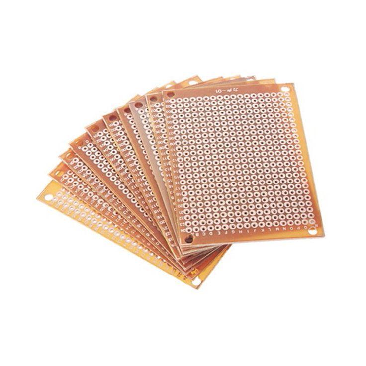 10 BASETTE RAMATE MILLEFORI 5X7 cm - CIRCUITI ELETTRICI IN VETRONITE MONO FACCIA