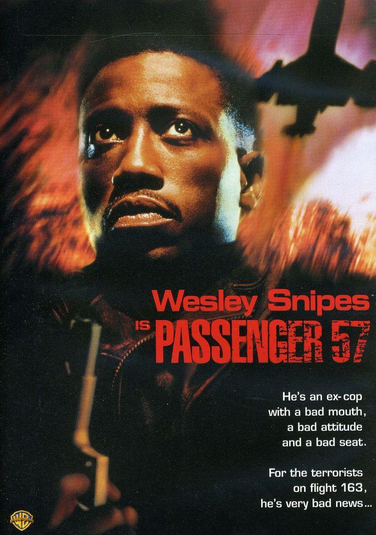 Risultati immagini per PASSENGER 57 ( 1992 ) POSTER