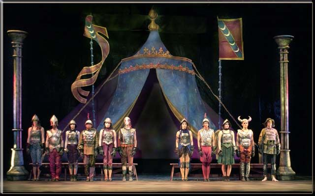 PippinDesign Pippin, Pippin Musical
