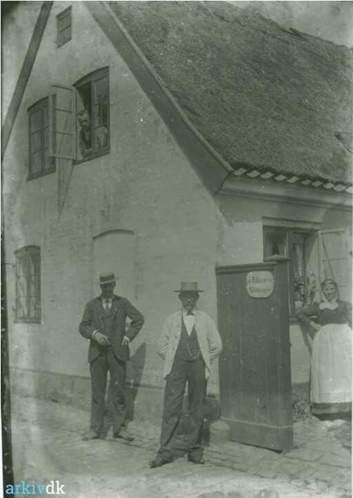Strandstræde 32 i 1890-1900