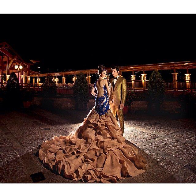 Night to be remember ... . .  #prewedding #wedding #grandussu #geraldussugeng #claudiuscharlesmakeup #love #instawedding