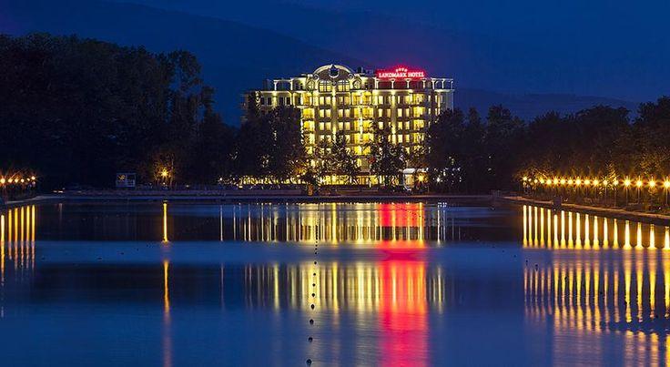 泊ってみたいホテル・HOTEL ブルガリア>プロブディフ>プロブディフのRowing Channelの公園内に位置>ランドマーク クリーク ホテル & スパ(Landmark Creek Hotel & Spa)