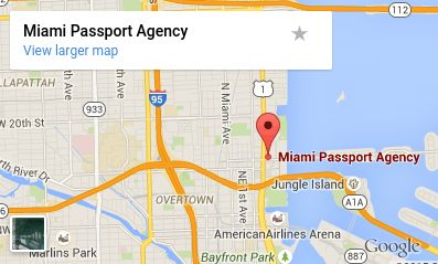 Looking for Regional Passport Office in the state of Florida ? If you are in rush to get your US passport within 8 business days, process your passport application at Miami Passport Agency locating in Miami, FL.