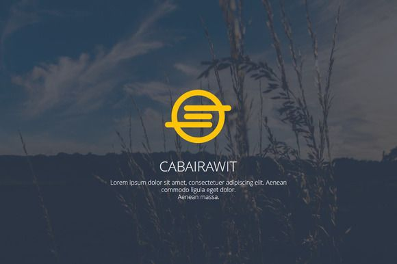Check out Cabairawit PowerPoint Template by babud15 on Creative Market