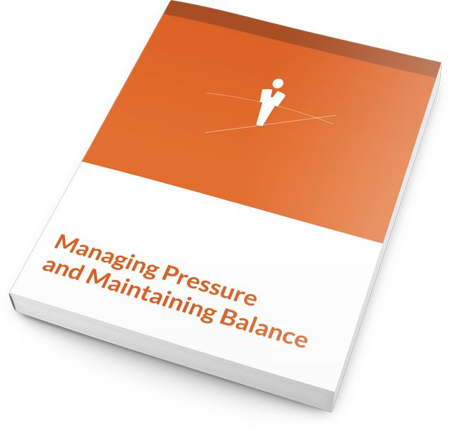 This one-day introductory training course is presented in a package that trainers love! Download everything you need today, to deliver it in class tomorrow and teach students how to recognize and manage workplace pressures while developing balance in their lives. Through interactive exercises in recognizing pressure points, defining what they want, managing stressors, setting goals, they'll be well prepared to create a more balanced life.  #pressure #management #courseware