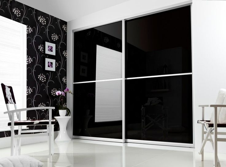 It's Black Friday but our offer does not end tonight: 20% off all orders until the 24th of December!  Here is an example of one of our designs in sleek black glass.  www.Universal-Interiors.co.uk  Call us on 0800 112 3760  #BlackFriday #Christmas #Offer #Furniture #Wardrobes #Fittedbedroom #InteriorDesign #Bedroom #Black #Friday
