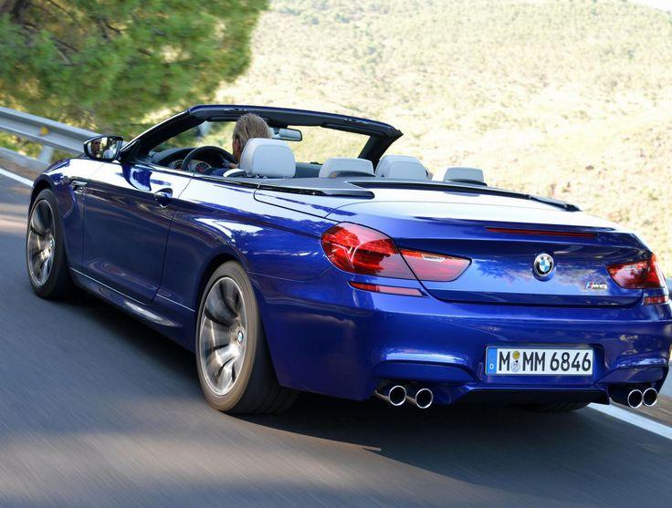 M6 Cabrio (F12) BMW lease - http://autotras.com