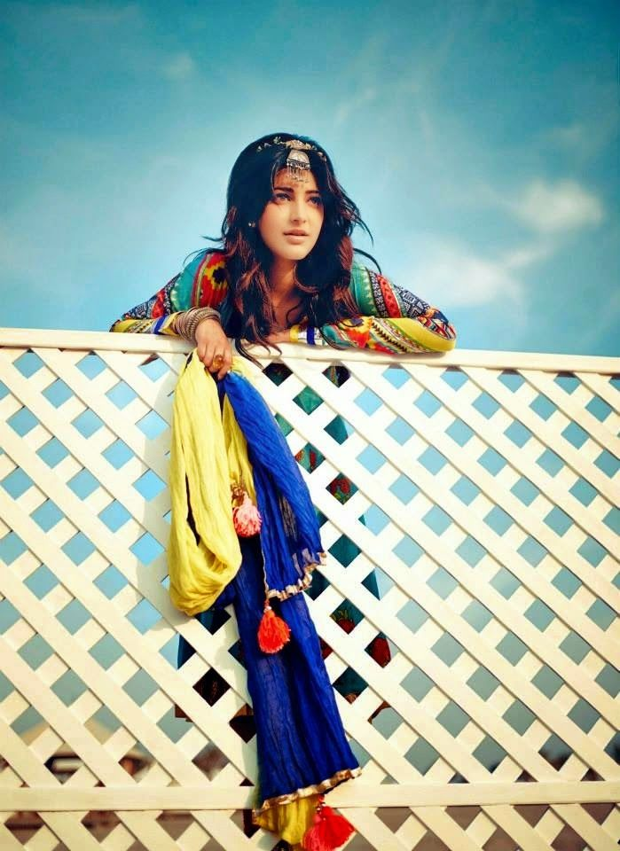 Shruthi-Hassan-Hot-Photoshoot-for-Shoppers-Stop-2014
