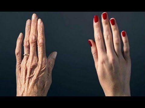 Супер способ сделать руки молодыми и ухоженными - YouTube