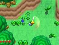 Nintendo releases a bevy of new and old games on its 3DS The game-maker harkens back to the '90s by releasing old hits -- such as The Legend of Zelda, Donkey Kong Country, and Yoshi's Island -- on its 3D handheld console.