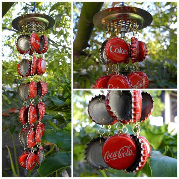 great idea to do with bottle caps