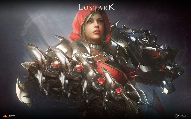 로스트아크( Lost ARK ) 격투가 일러스트