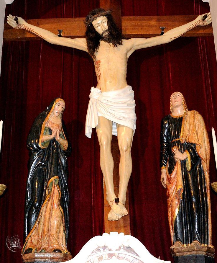 il CROCEFISSO miracoloso di Galtellì, SARDEGNA