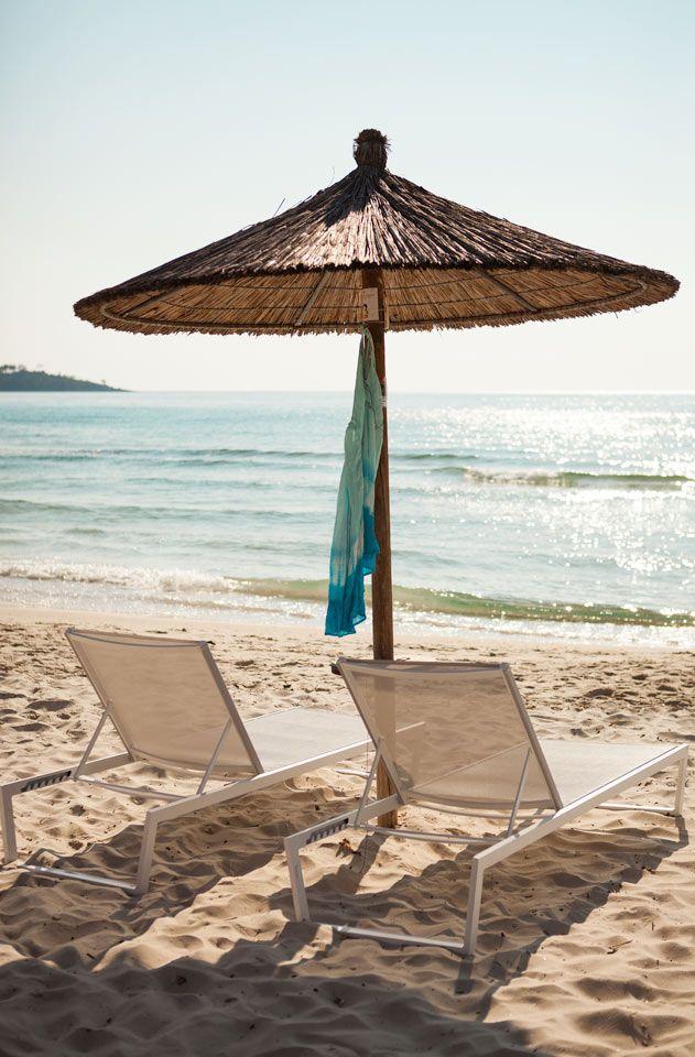 Golden Beach,Thassos island - Greece