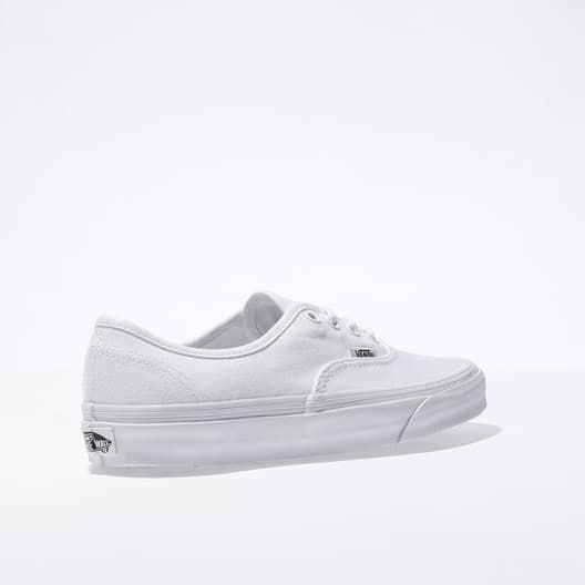 womens white vans authentic trainers | schuh