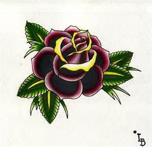 traditional rose tattoo - Yahoo! Image Search Results