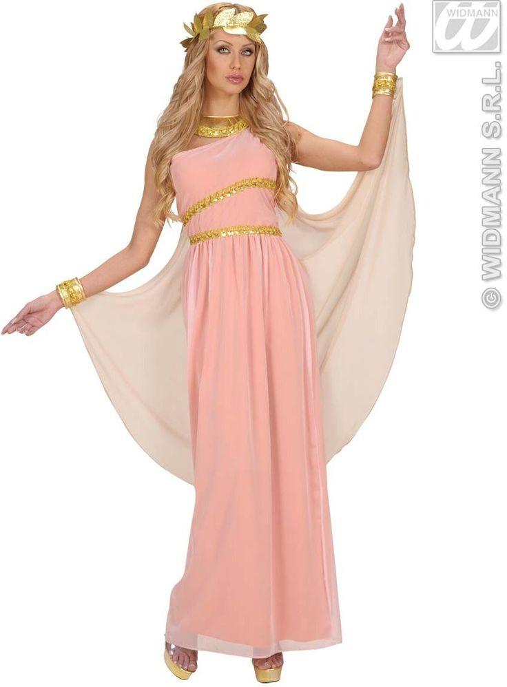 girl nude greek goddess costume