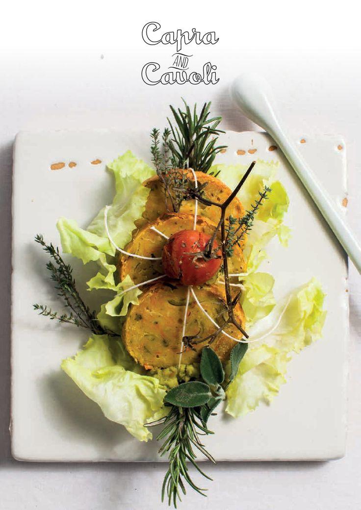 I secondi non sono gli ultimi - Falso arrosto 100% Veg  La tradizione si veste di nuovo (Chef Barbara Clementina Ferrario)