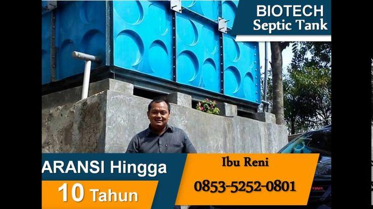 Bio Septic Tank Bandung | Harga Septic Tank Ramah Lingkungan | 0853-5252...