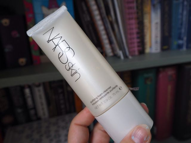 A Makeup Remover Re-Vamp | Nars Travel Skincare Set