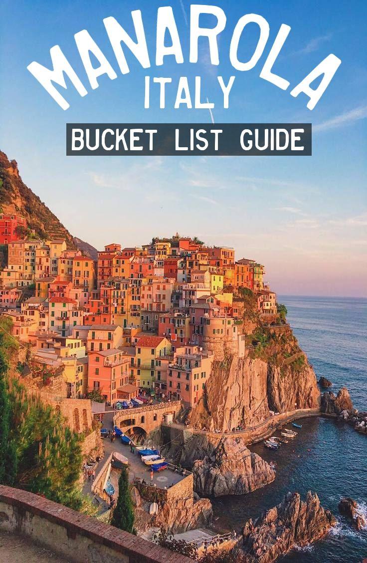 Guide: Manarola – La Spezia, Italy