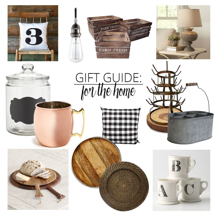 Our Guide To Holiday Home Decor: Http://akadesign.ca/gift-guide