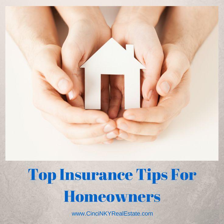Top Insurance Tips For Homeowners Cincinnati Northern