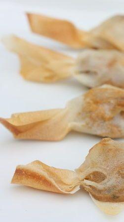 Bonbons de thon au Kiri et aux oignons nouveaux pour l'apéro, frime et facile !