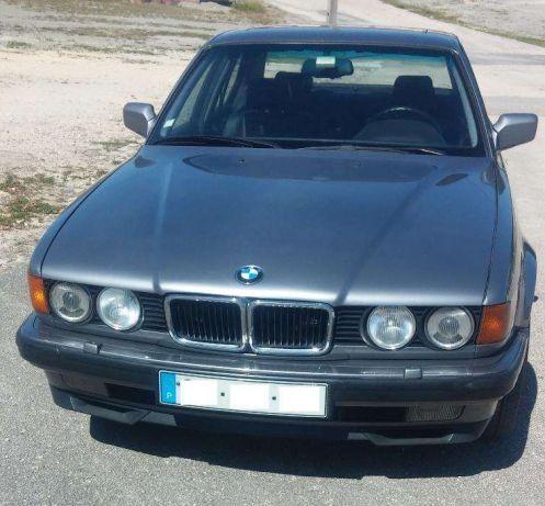 BMW 750i E32 Precos Usados