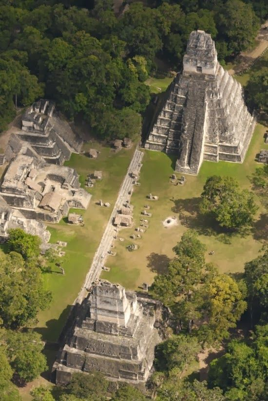 Mayan ruins, Tikal, Guatemala. #CFluker #CruiseOne #WhyWait Call Contrenia for all of your travel needs. 1-866-680-3211