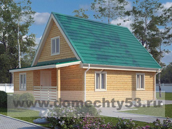 Проекты щитовых, каркасно-щитовых домов | цены на готовые проекты каркасно-щитовых домов под ключ, недорого | СК Дом Мечты