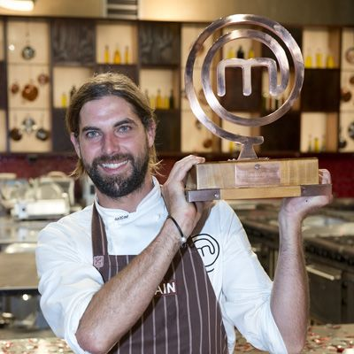 Rhys Badcock Is the Winner of MasterChef: The Professionals!