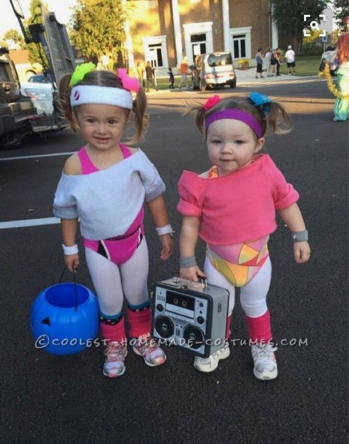 Baby 80s costumes