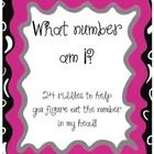Do you do number of the day?  Do you want to do it without having to think about it?  If so, this pack has 24 number riddles for your students to s...